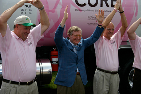 Fueling the Cure™ - Our History